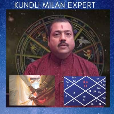 Kundli Milan Astrologer